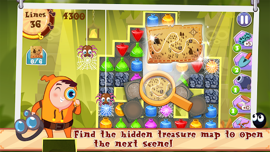 King Of Crush : Lost Treasure- screenshot thumbnail