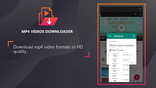 Mp4 video downloader – Download video mp4 format Apk Latest Version Download For Android 6