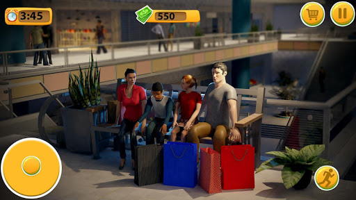 Virtual Mother Supermarket - Shopping Mall Games  screenshots 15