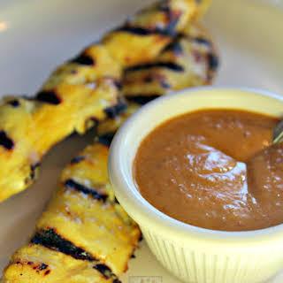 Easy Peanut (Satay) Sauce.