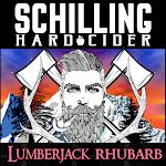 Schilling Cider Lumberjack (Rhubarb Pear)
