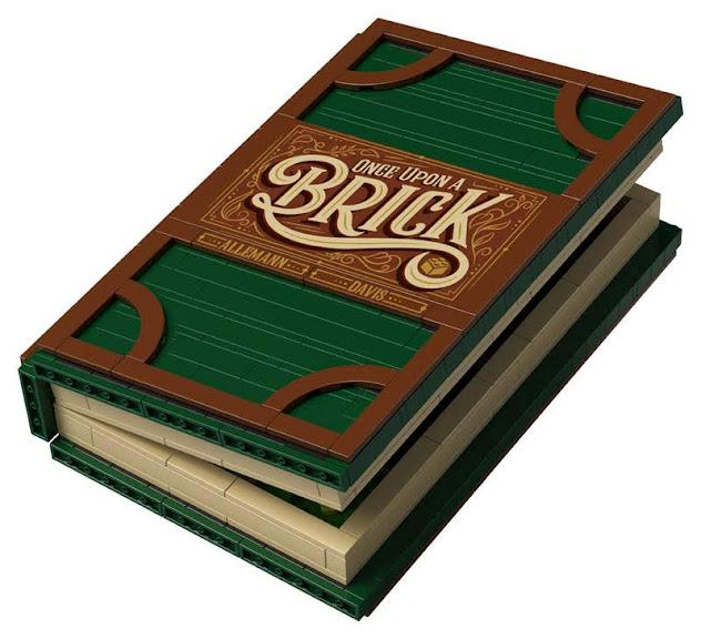 Contenido de Lego® 21315 Libro Desplegable