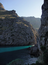 Photo: Desembocadura/ Mündung/ Mouth  Torrent de Pareis (Sa Calobra)