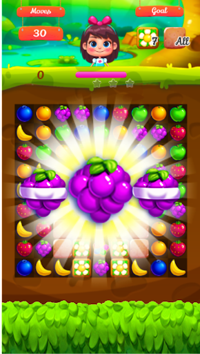Télécharger Gratuit Fruits Forest : Master Match 3 Puzzle  APK MOD (Astuce) screenshots 5