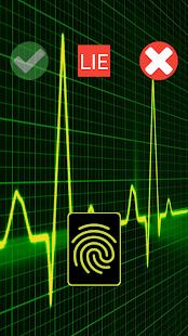 Lie Detector - Simulator - náhled
