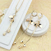 Набор: серьги и ожерелье