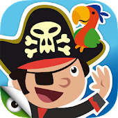 Planet Pirates, games for kids