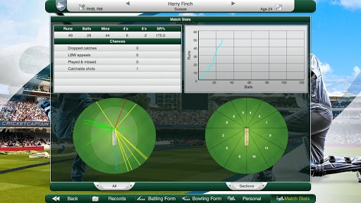 Cricket Captain 2019 0.51 screenshots 11