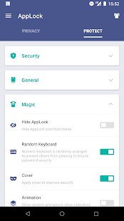 AppLock Screenshot