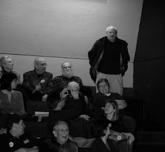 Photo: War Resister - testifying and recognized first time by public!