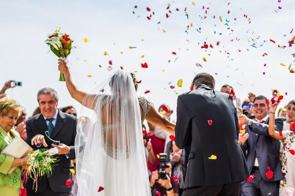 Fotógrafo de bodas David May (okland). Foto del 27.03.2017