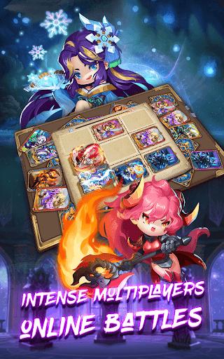 Code Triche Light & Chaos Duels:PvP Card Battles(CCG/TCG) mod apk screenshots 1