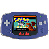 Guide For Pokemon Fire Red (GBA)