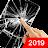 Broken Screen Live Wallpaper for Joking logo