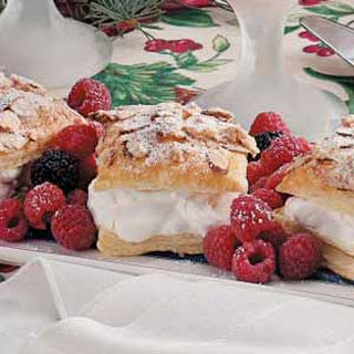 Almond Puff Pastries.