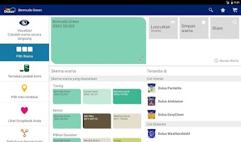 Screenshot of Dulux Visualizer ID