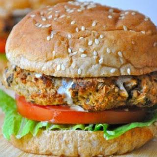 Vegetarian Eggplant Burgers Recipes