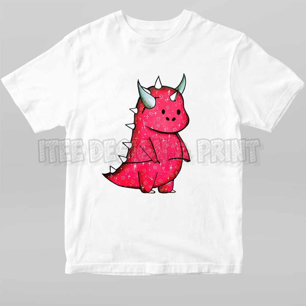 TikTok Dino Merah 17