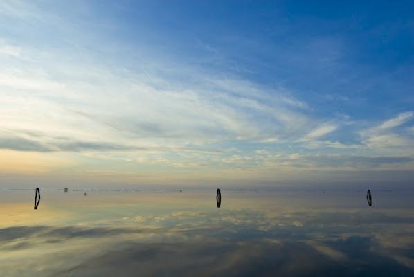 No Line On The Horizon di flaviogallinaro
