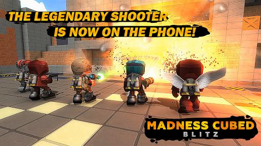 Madness Cubed Blitz 0.41 screenshots 2