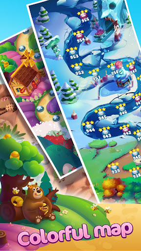Jellipop Match-Decorate your dream town (Mod Money)