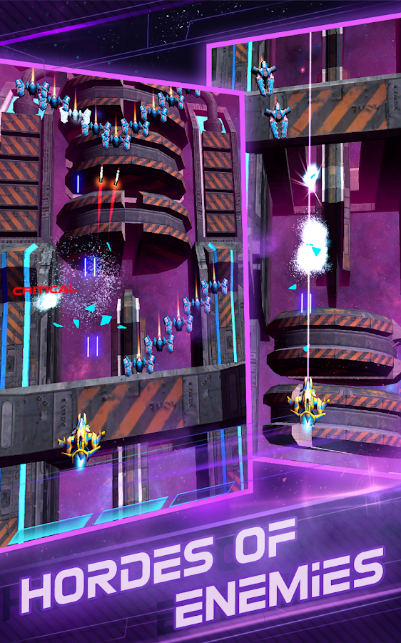 Photon Strike: Galaxy Shooter- screenshot