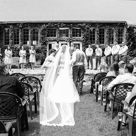 by Michelle J. Varela - Wedding Ceremony