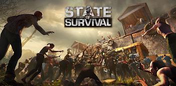 Jugar a State of Survival: guerra de supervivencia zombi gratis en la PC, así es como funciona!