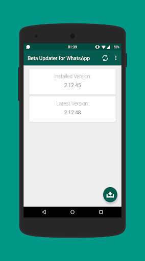Beta Updater for WhatsApp