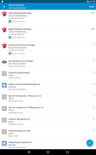 LinkedIn Job Search 1.25.5 screenshots 9