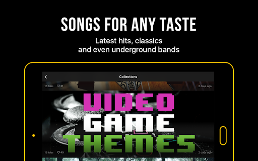 Ultimate Guitar: Tabs & Chords 4.8.9 screenshots 12