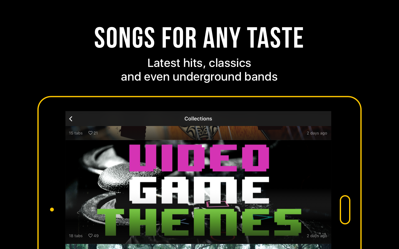 Ultimate guitar tabs chords android apps on google play ultimate guitar tabs chords screenshot hexwebz Image collections