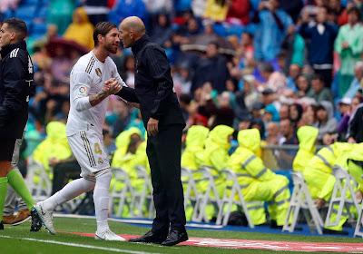 Zidane plaide pour la prolongation de l'une de ses pièces majeures