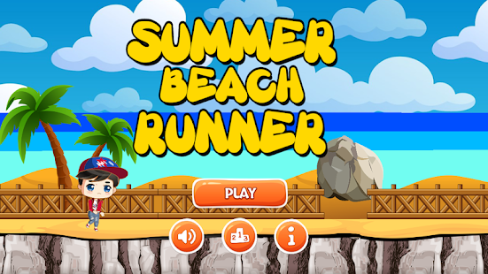 Summer Beach Runner- screenshot thumbnail