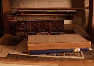 Photo: Lackawanna Historical Society Vaults (photos © Chris Balton)