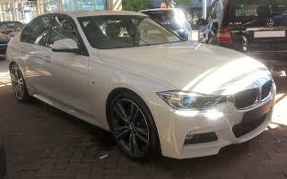 BMW F30 330d Rent Western Cape
