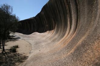 Photo: Wave Rock