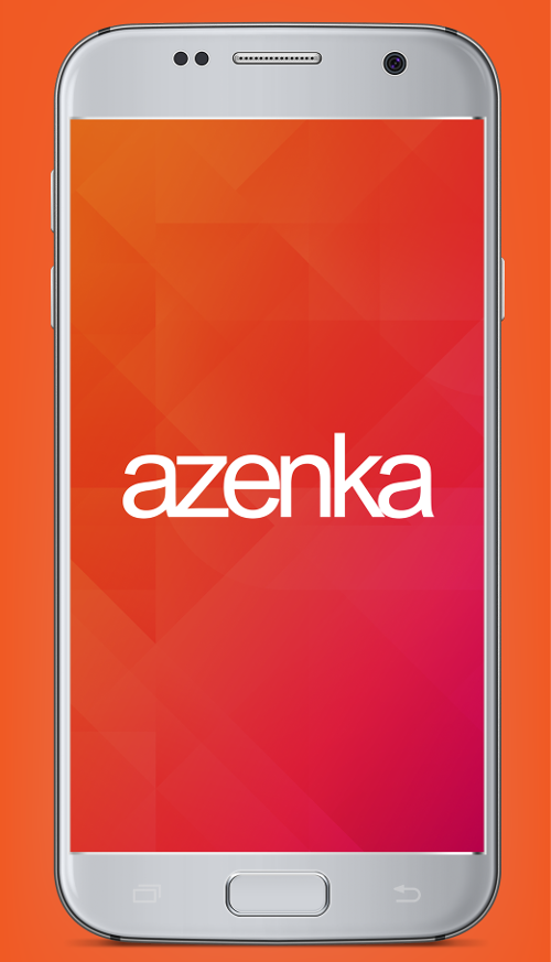 Azenka 1.0- screenshot