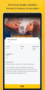 PVR Cinemas – Movie Tickets  App Download For Android and iPhone 2
