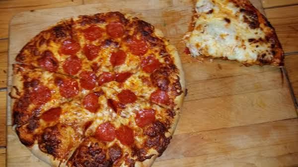 Hand Tossed Pizza Dough Recipe