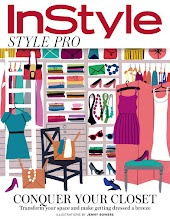 InStyle's Closet Makeover