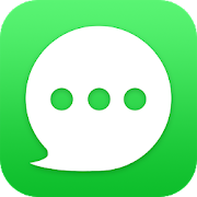 OS12 Messenger for SMS 2019 - Call app