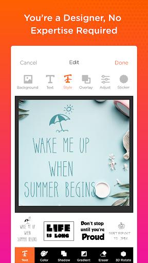 Thumbnail Maker - Create Banners, Covers & Logos 9.6 screenshots 2