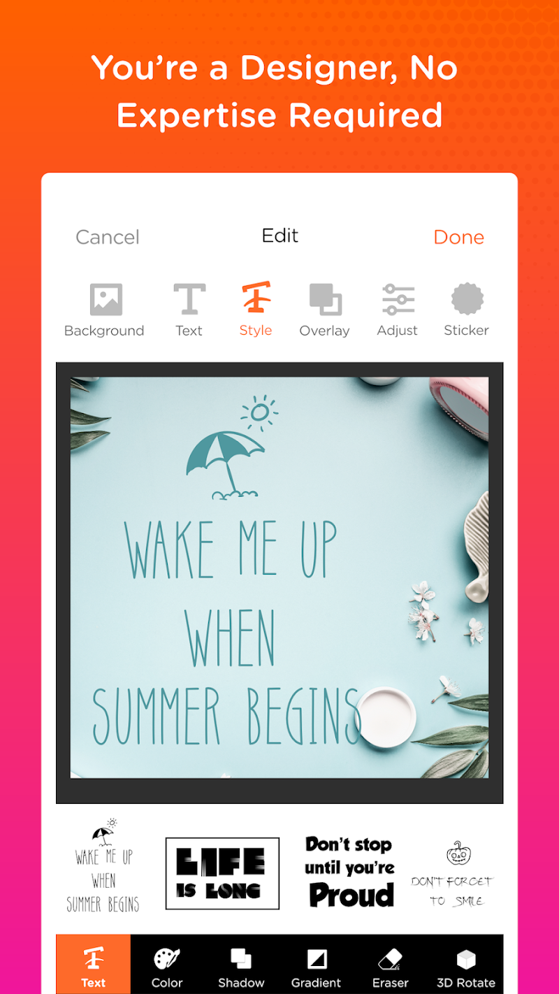 Thumbnail Maker - Create Banners, Covers & Logos APK Cracked
