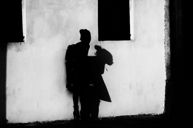 Ritratto in ombra di Gian Piero Bacchetta