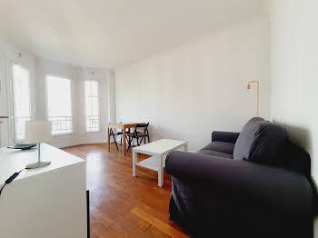 Appartement meublé 2 pièces 34,51 m2