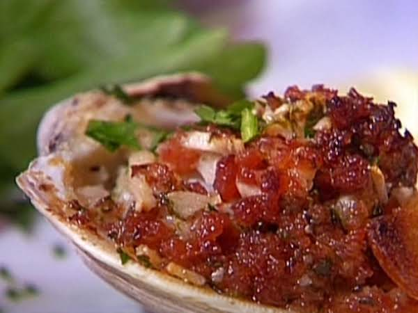 Newport Clams Casino En Casserole Recipe