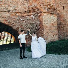 Wedding photographer Yana Gaevskaya (ygayevskaya). Photo of 17.01.2018