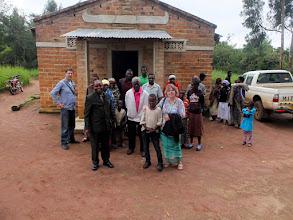 Photo: Pastor Masonda a sbor Kisada.