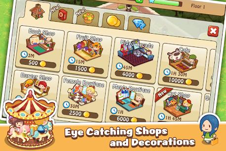 Happy Mall Story: Sim Game 2